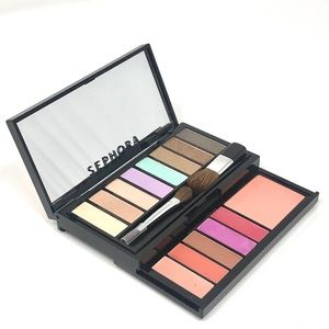 Spring in Soho Eye,Cheek and Lip Palette